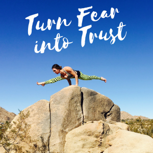 Turning Fear into Trust